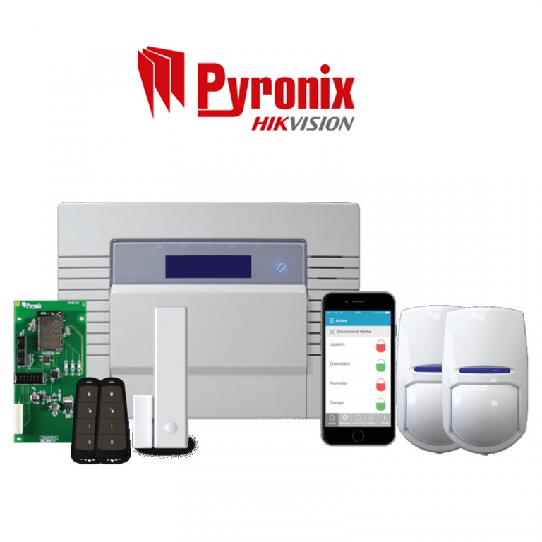 Central Alarms hi-tech security alarm systems seamlessly integrate with other devices to provide a complete security solution for your premises.